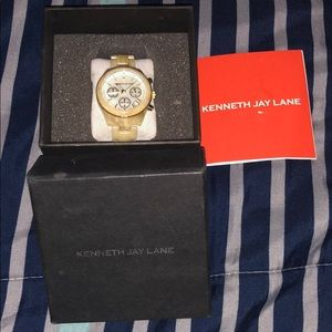 Kenneth Jay Lane Women's Watch